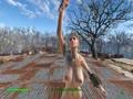 Fallout 4 全裸で探索中 007a-エンコードテスト動画